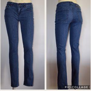 "Hurley ""81 slim skinny stretch jeans 27 (fit 30x31"